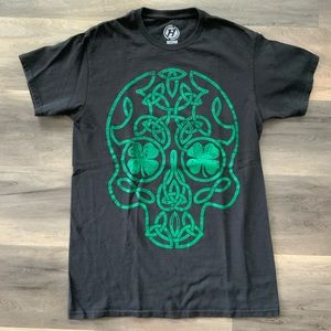 🍀🔥Celtic skull T-shirt!
